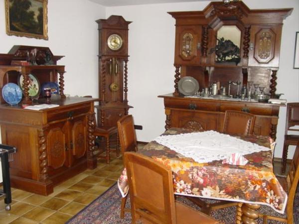 e zimmer danziger barock von 1890. Black Bedroom Furniture Sets. Home Design Ideas