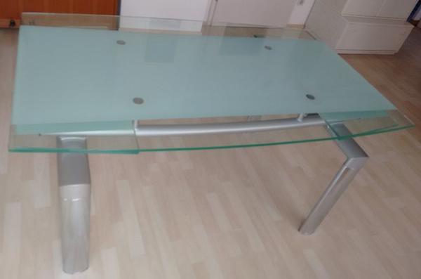Tischplatte glas neu und gebraucht kaufen bei - Dekoration glastisch ...