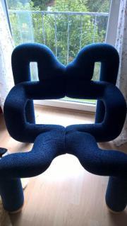 extravaganter Sessel von