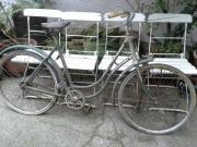 Fahrrad antik Diskus