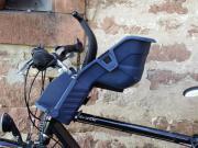 Fahrrad Kindersitz ab