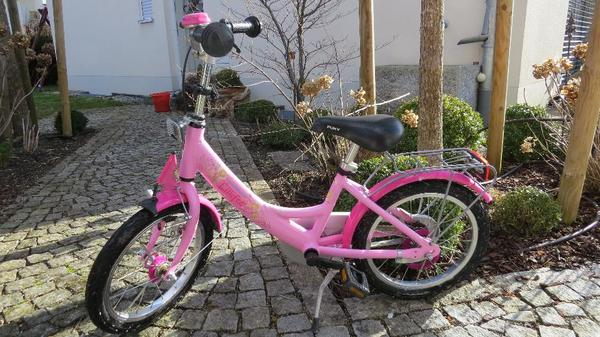 fahrrad puky prinzessin lilliefee 16 zoll in m nchen. Black Bedroom Furniture Sets. Home Design Ideas