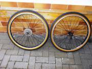 Fahrradfelgen Alexrims DM24