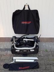 fahrradtr ger uebler primavelo pro p2 p3 f r ahk in korb. Black Bedroom Furniture Sets. Home Design Ideas