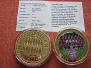 FC Bayern Medaille