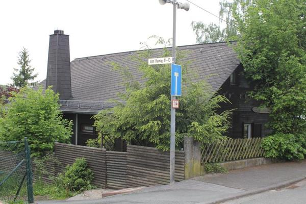 ferienhaus mit sauna und kamin in gladenbach ferienimmobilien deutschland kaufen und verkaufen. Black Bedroom Furniture Sets. Home Design Ideas