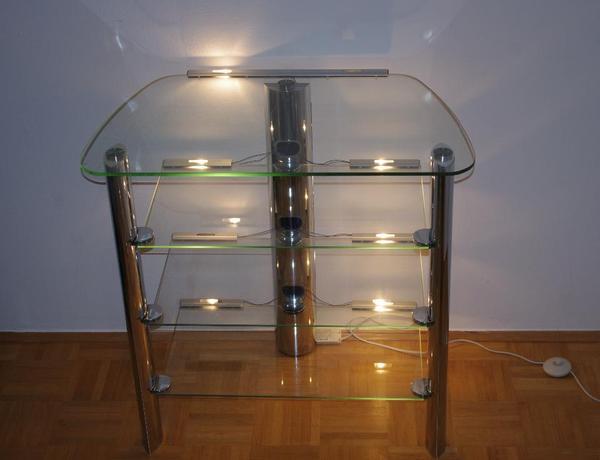 hifi regal neu und gebraucht kaufen bei. Black Bedroom Furniture Sets. Home Design Ideas