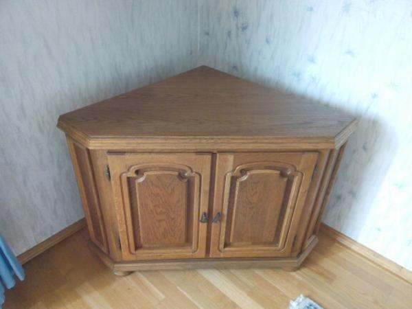 eckschrank tv neu und gebraucht kaufen bei. Black Bedroom Furniture Sets. Home Design Ideas