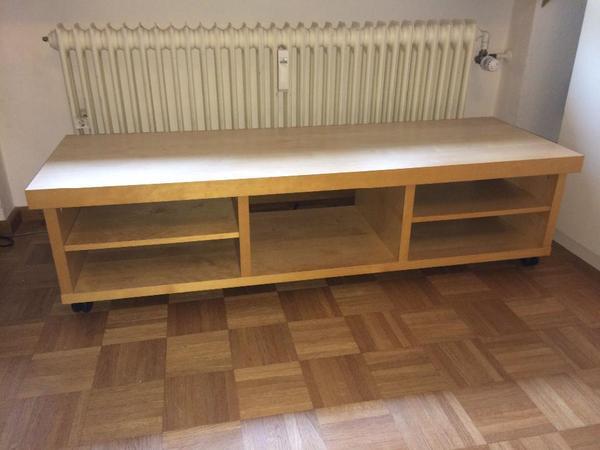 ikea tv bank birke kaufen gebraucht und g nstig. Black Bedroom Furniture Sets. Home Design Ideas