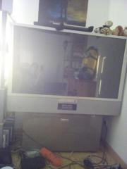 Fernseher Projektionsgerät