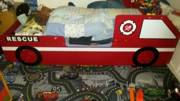 Feuerwehrbett günstig gebraucht kaufen - Feuerwehrbett verkaufen ...