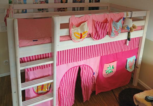 flexa hochbett in aying kinder jugendzimmer kaufen und verkaufen ber private kleinanzeigen. Black Bedroom Furniture Sets. Home Design Ideas