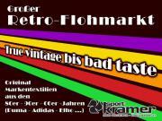 Flohmarkt 70er 80er