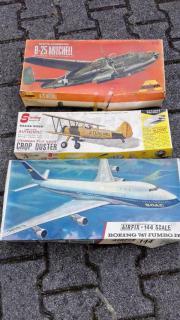 Flugzeug Modellbausatz