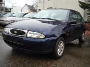 Ford Fiesta in