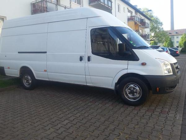 ford transit 350 el tdci lkw express line gebraucht 11 2007 140 ps 103 kw diesel in. Black Bedroom Furniture Sets. Home Design Ideas