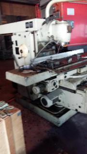 Fräsmaschine WMW