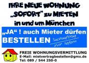 Freie Wohnungsvermittlung 089/