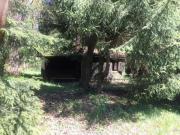 Freizeitgrundstück mit Holzhütte