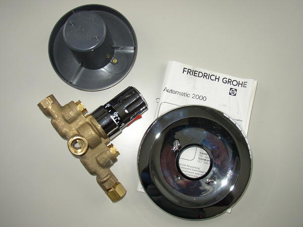 friedrich grohe up thermostat automatic 2000 in dettenheim elektro heizungen. Black Bedroom Furniture Sets. Home Design Ideas