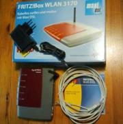 FritzBox WLAN 3170