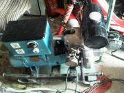 funktionstüchtiger DDR Generator,