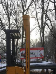 Gabelstapler - Schubmaststapler ETV
