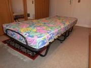 Gästebett klappbar auf