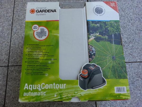 gardena aquacontour vielfl chenregner zur beregnung. Black Bedroom Furniture Sets. Home Design Ideas