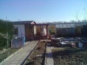 Garten in Riesa