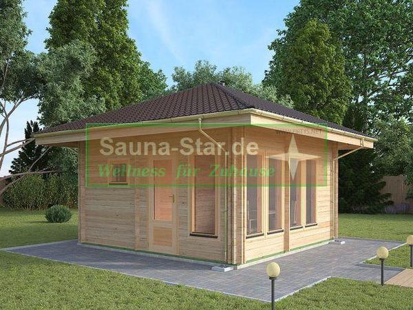 gartensauna gartenhaus sauna in kollmar sonstiges f r den garten balkon terrasse kaufen. Black Bedroom Furniture Sets. Home Design Ideas