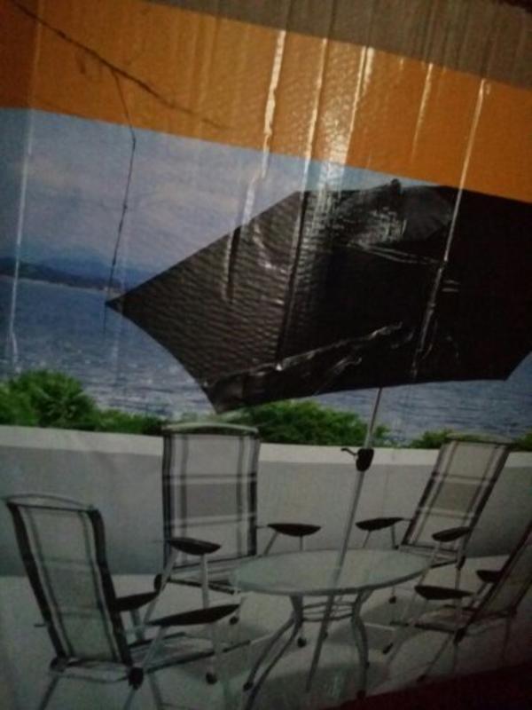 gartenst hle mit tisch set in salach gartenm bel kaufen und verkaufen ber private kleinanzeigen. Black Bedroom Furniture Sets. Home Design Ideas
