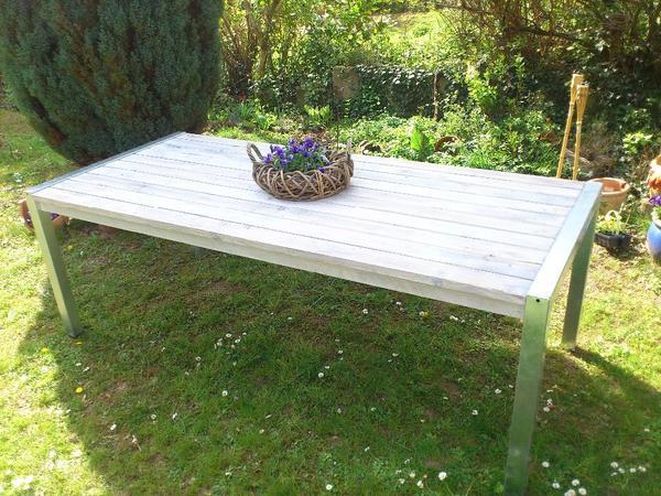 Garten tische neu und gebraucht kaufen bei for Garten q gebraucht