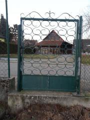 Gartentor,Tor, Eingangstor