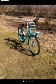 Garzelle Fahrrad Hollandrad