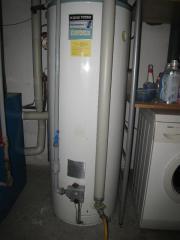 Gas-Wasserheizkessel