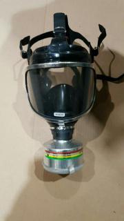 gasmaske atemschutz panorama