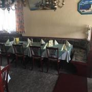 Gastronomie Einrichtung. Grill