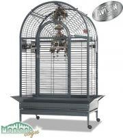 Gebrauchter Papageienkäfig für
