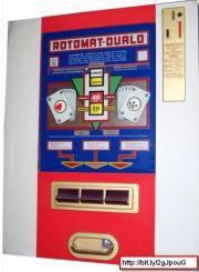 Geld-Spielautomat Rotamint