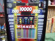 Geldspielautomat Merkur LED