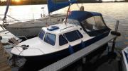 GFK Kajütmotorboot Nautica,