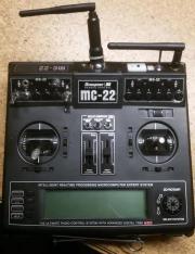 Graupner MC22 mit