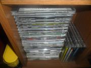 Grosse Sammlung CDs