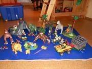 Großes Playmobil Dino-