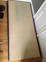 tatami matten haushalt m bel gebraucht und neu kaufen. Black Bedroom Furniture Sets. Home Design Ideas