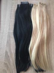 Haarverlängerung Tape In