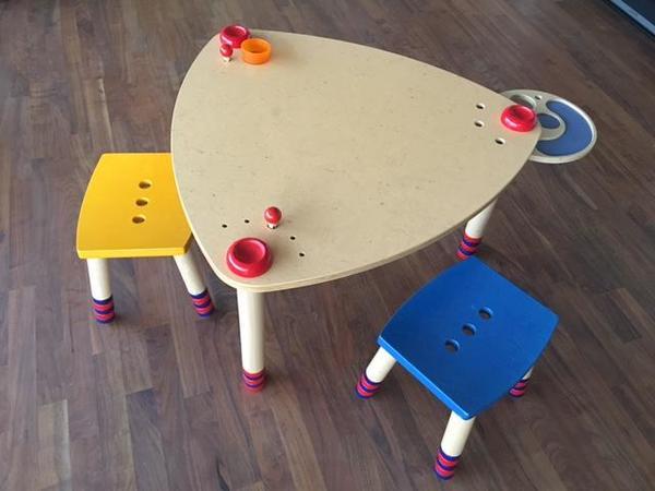 kinder spieltisch kaufen gebraucht und g nstig. Black Bedroom Furniture Sets. Home Design Ideas