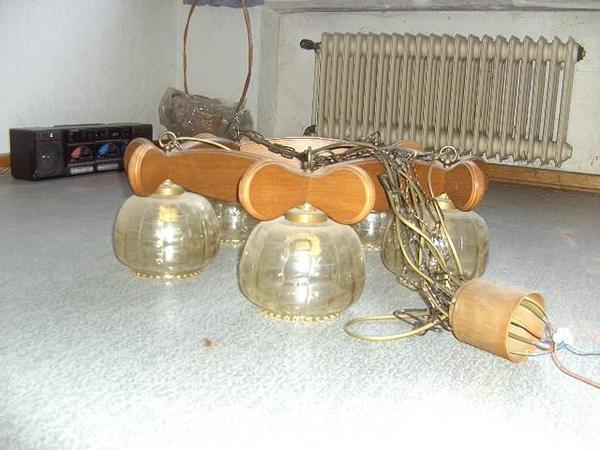rustikale lampen neu und gebraucht kaufen bei. Black Bedroom Furniture Sets. Home Design Ideas