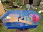 Hamsterstall zu verkaufen